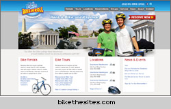 Bike the Sites : Bike and Roll Washington DC